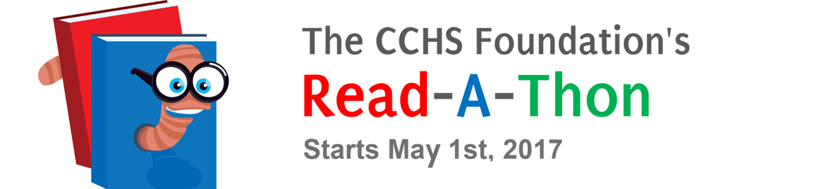 In The News: CCHS 2017 Read-a-Thon